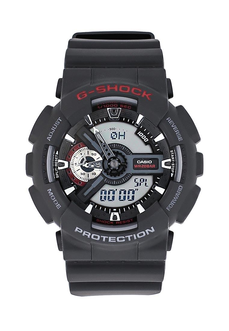 Мужские часы Casio GA-110-1A: изображение 12