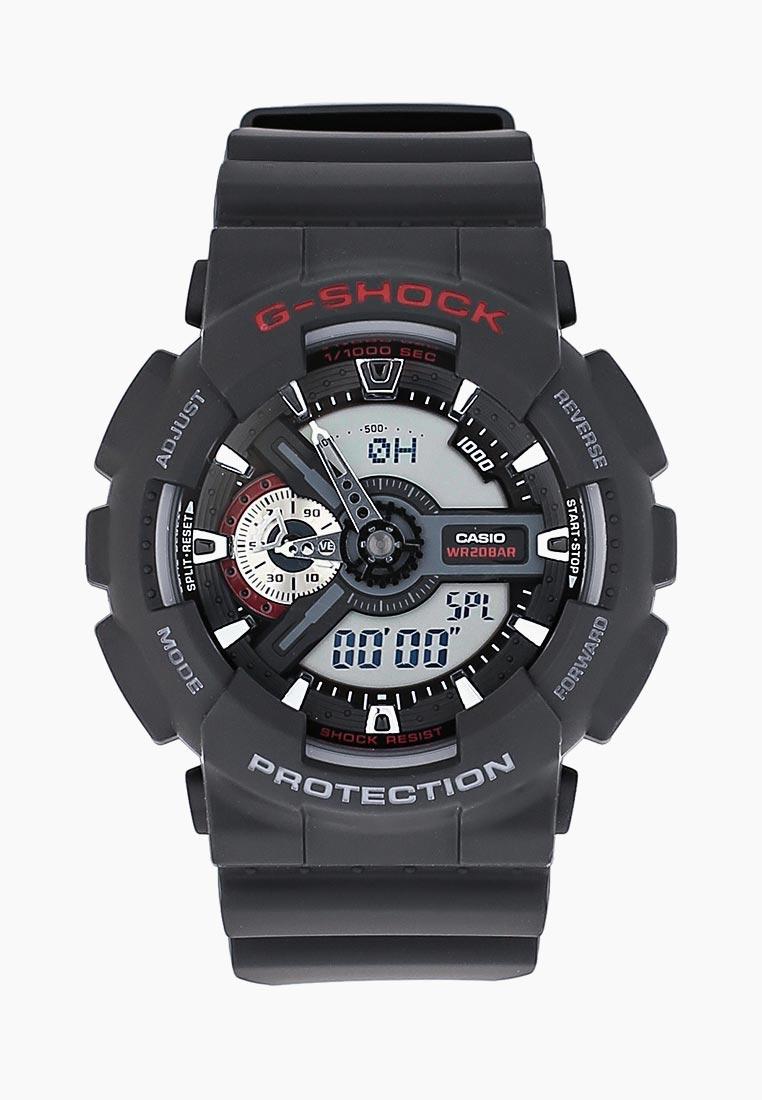 Мужские часы Casio GA-110-1A: изображение 13