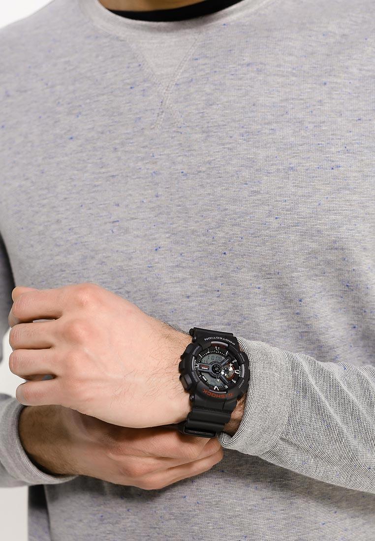 Мужские часы Casio GA-110-1A: изображение 16