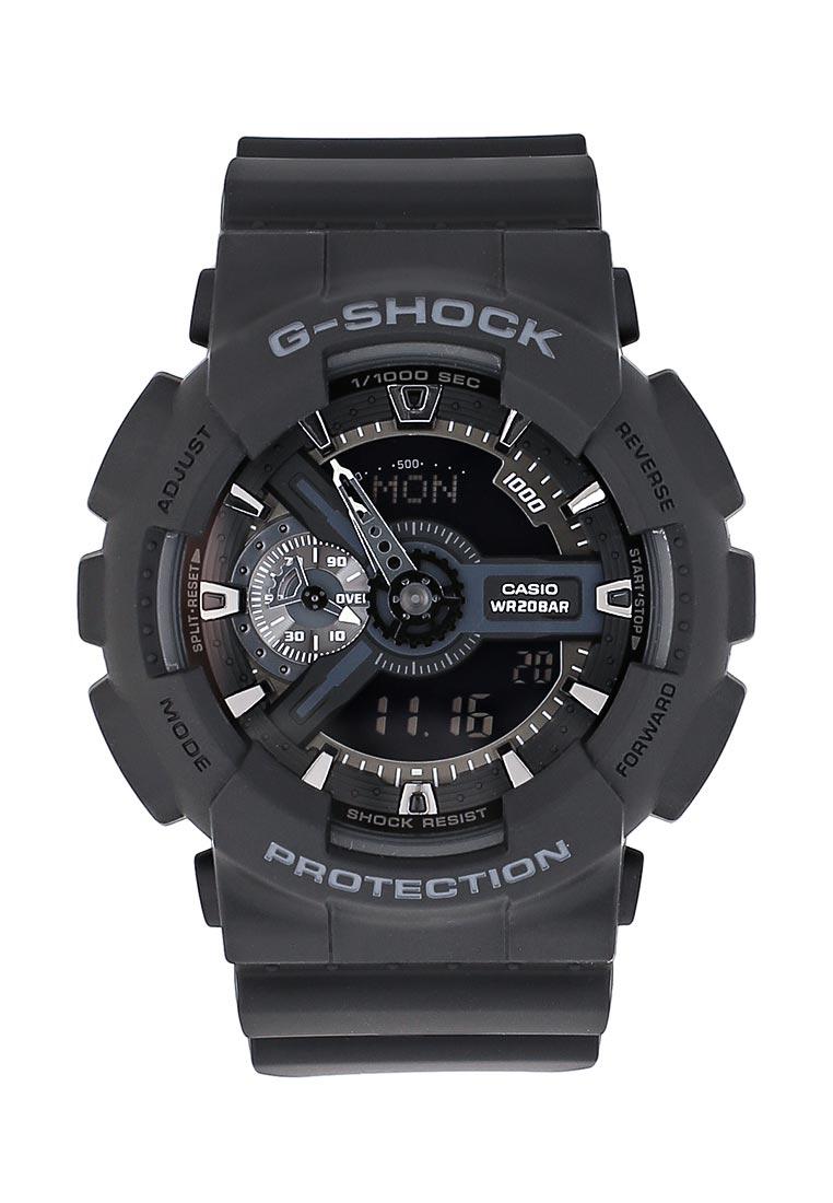 Мужские часы Casio GA-110-1B: изображение 12
