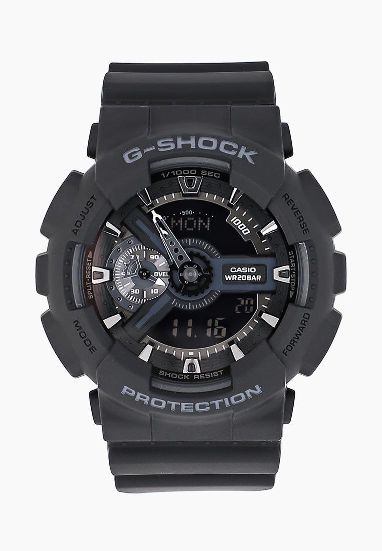 Мужские часы Casio GA-110-1B: изображение 13
