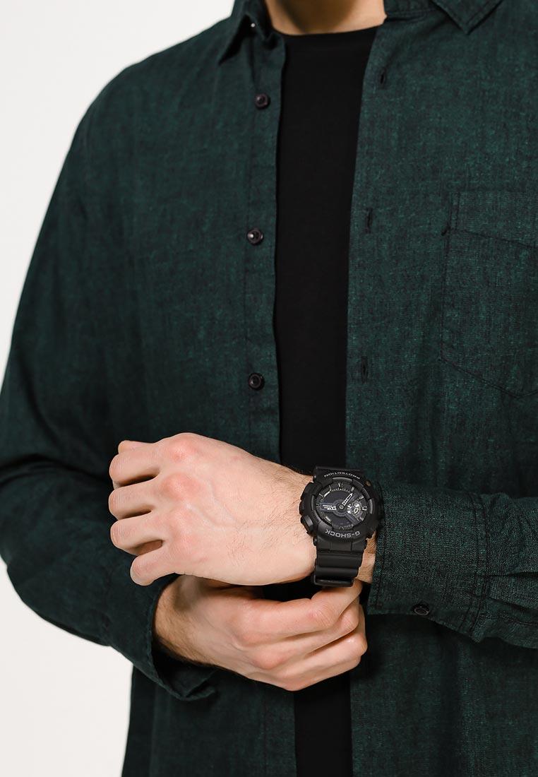 Мужские часы Casio GA-110-1B: изображение 16