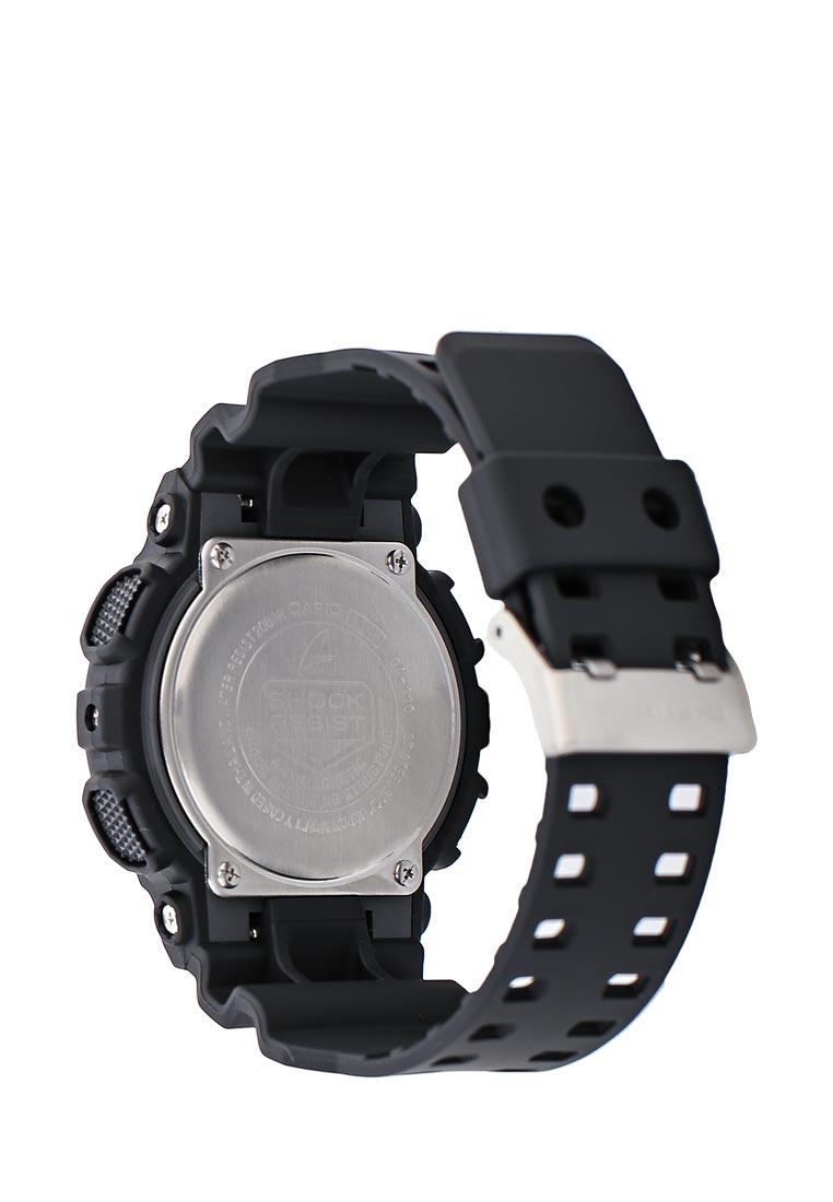 Мужские часы Casio GA-110-1B: изображение 17