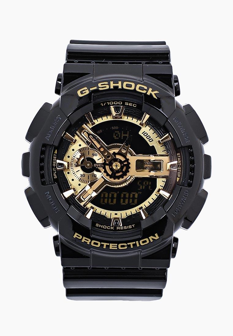 Мужские часы Casio GA-110GB-1A: изображение 12