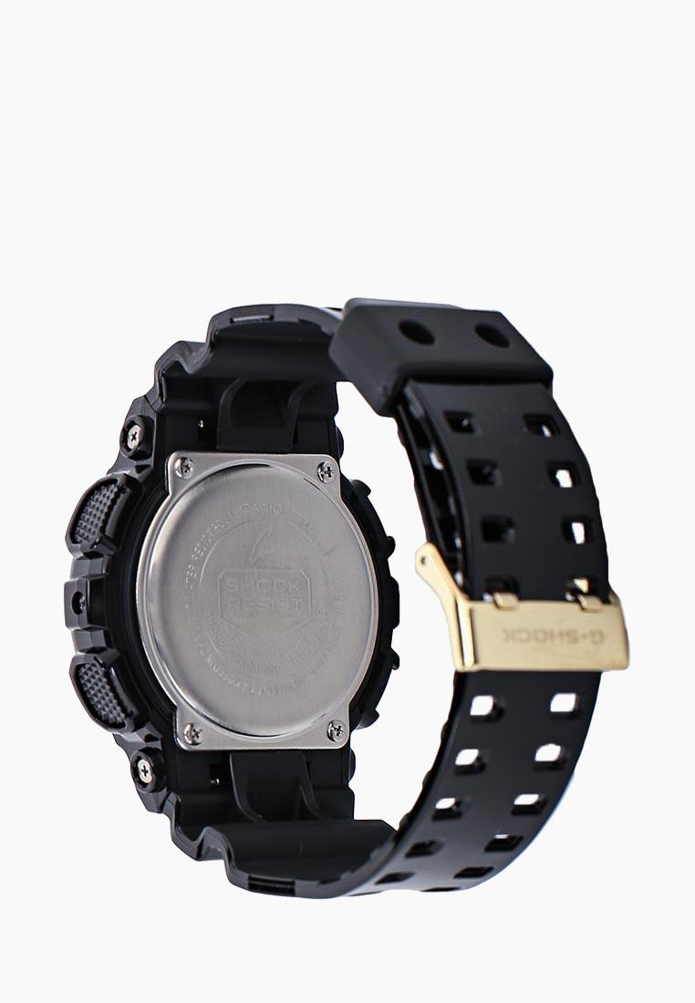 Мужские часы Casio GA-110GB-1A: изображение 13
