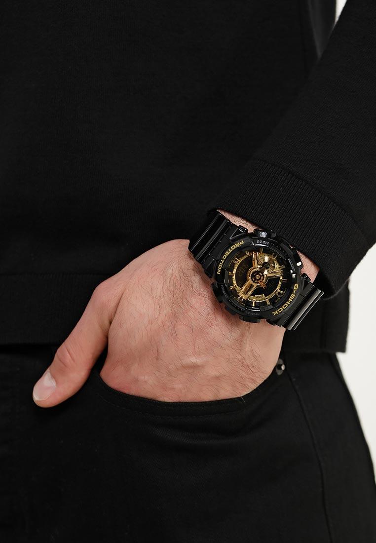 Мужские часы Casio GA-110GB-1A: изображение 15
