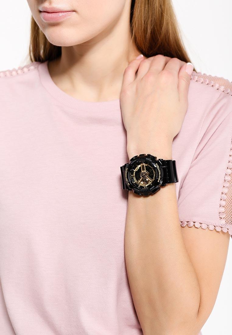 Мужские часы Casio GA-110GB-1A: изображение 17
