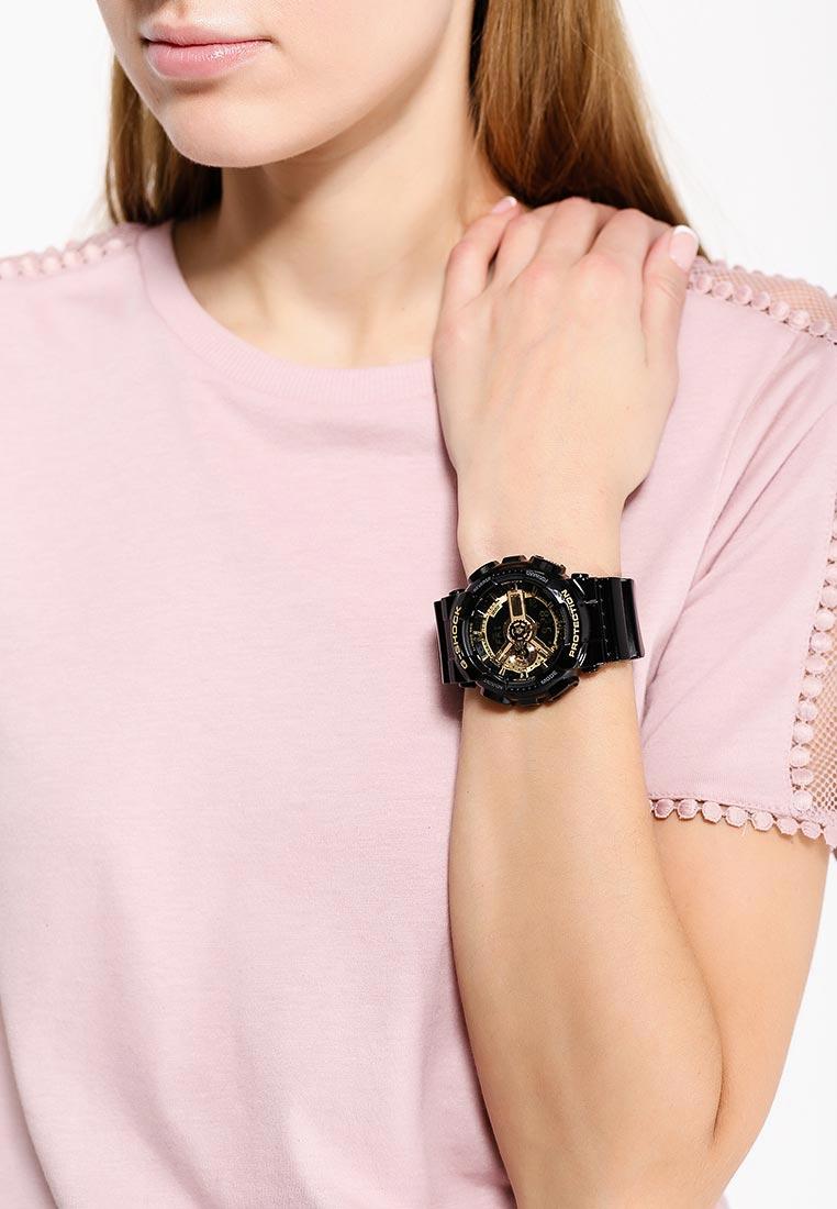 Мужские часы Casio GA-110GB-1A: изображение 18