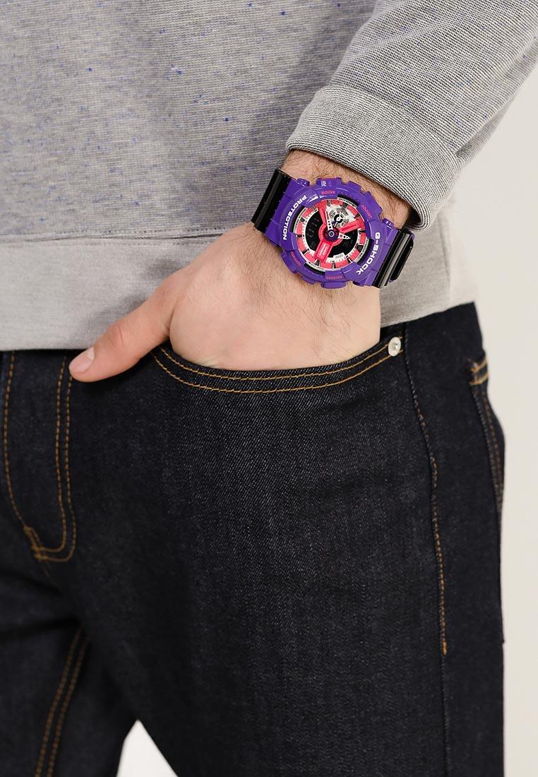 Мужские часы Casio GA-110NC-6A