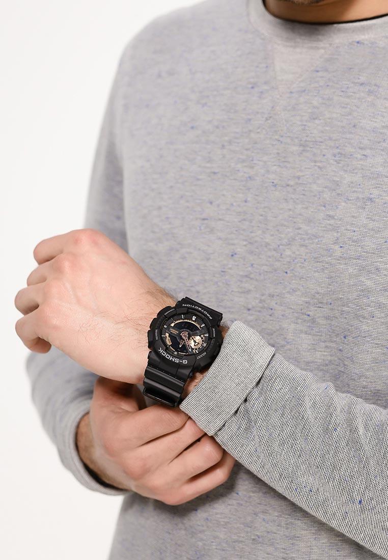 Часы Casio GA-110RG-1A: изображение 11