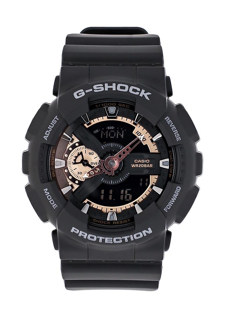Часы Casio GA-110RG-1A: изображение 12