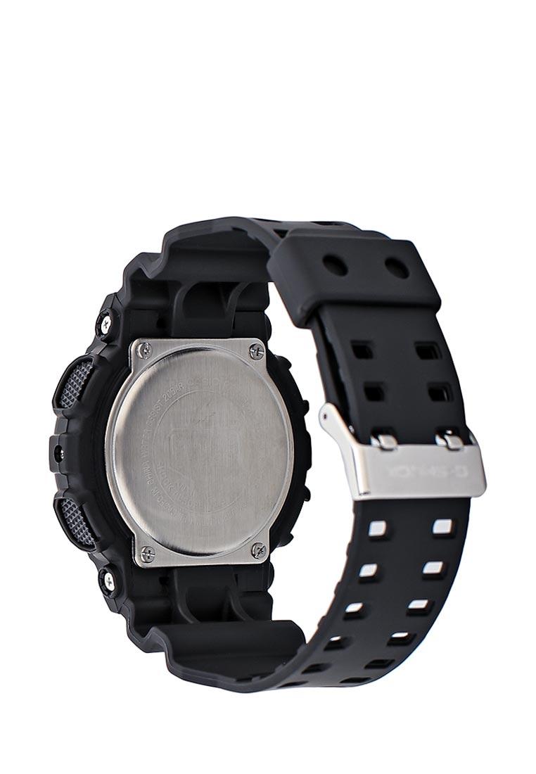 Часы Casio GA-110RG-1A: изображение 17