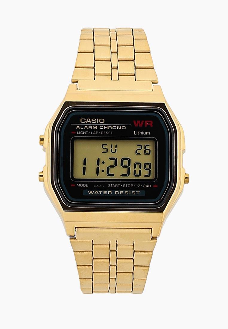 Мужские часы Casio A-159WGEA-1E: изображение 11