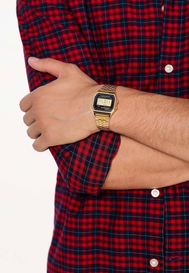 Мужские часы Casio A-159WGEA-1E: изображение 15