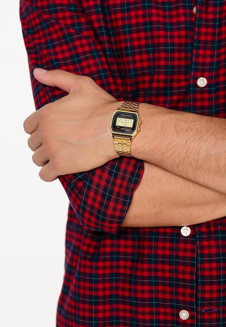 Мужские часы Casio A-159WGEA-1E: изображение 16