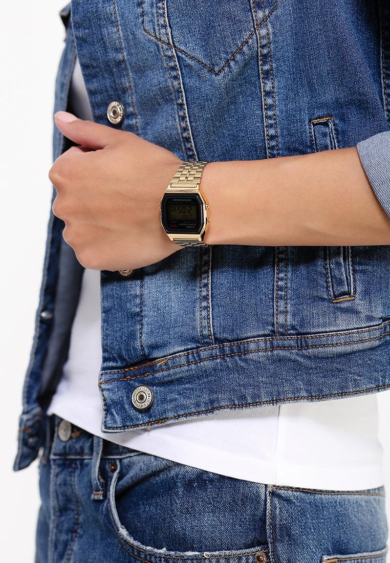 Мужские часы Casio A-159WGEA-1E: изображение 17