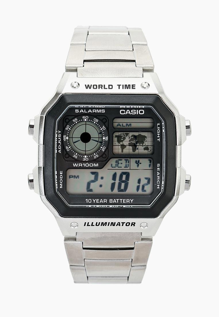 Мужские часы Casio AE-1200WHD-1A: изображение 12