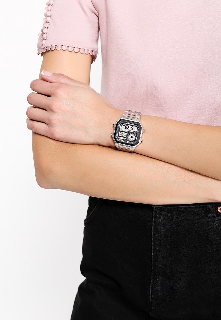 Мужские часы Casio AE-1200WHD-1A: изображение 16