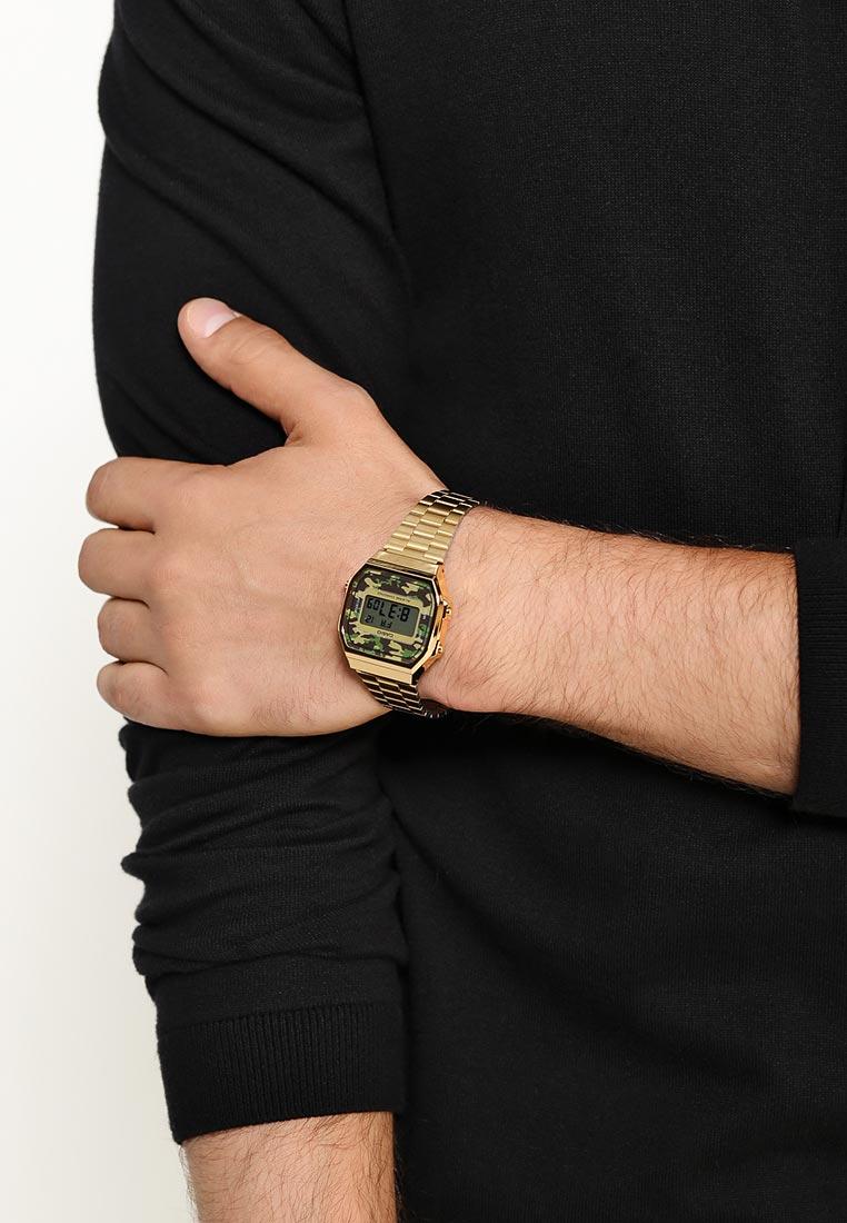 Мужские часы Casio A-168WEGC-3E