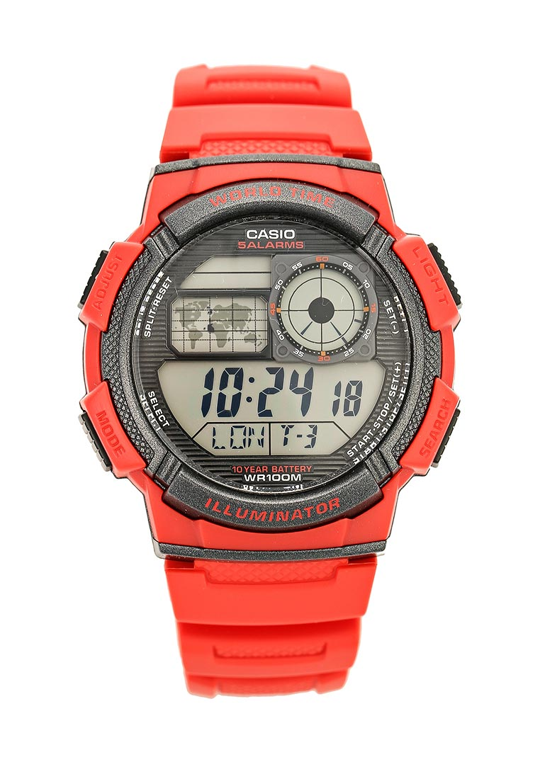 Мужские часы Casio AE-1000W-4A: изображение 11