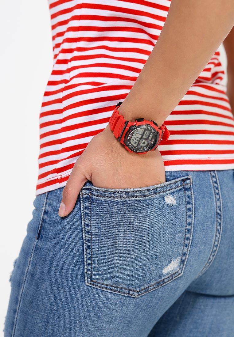 Мужские часы Casio AE-1000W-4A: изображение 15