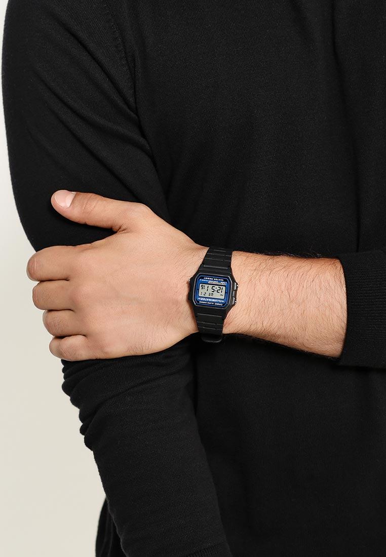 Часы Casio F-105W-1A