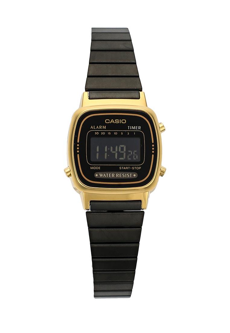 Часы Casio LA670WEGB-1B