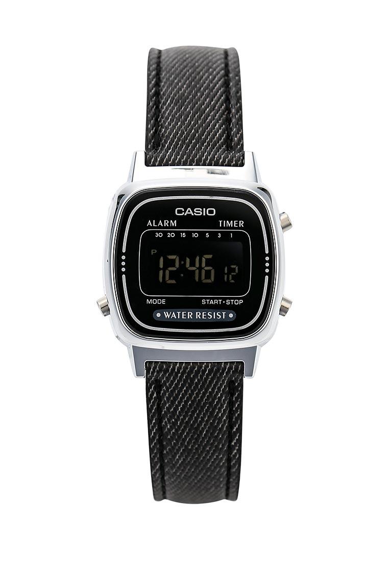 Часы Casio LA670WEL-1B