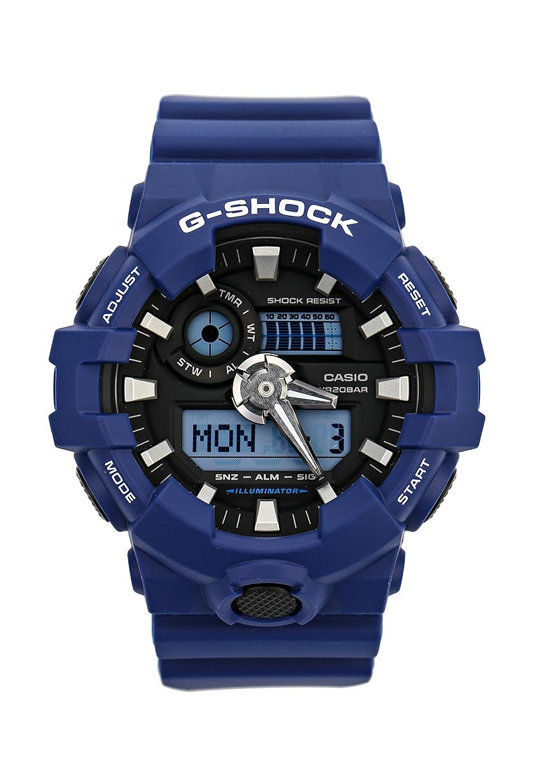 Часы Casio GA-700-2A