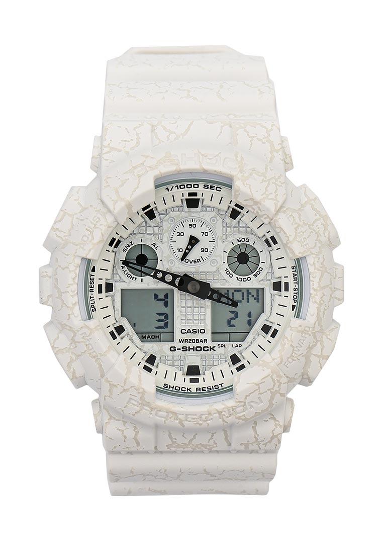 Часы Casio GA-100CG-7A