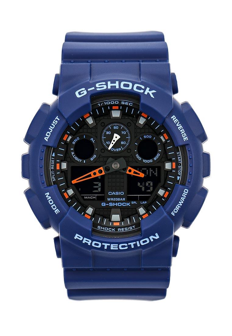 Часы Casio GA-100L-2A