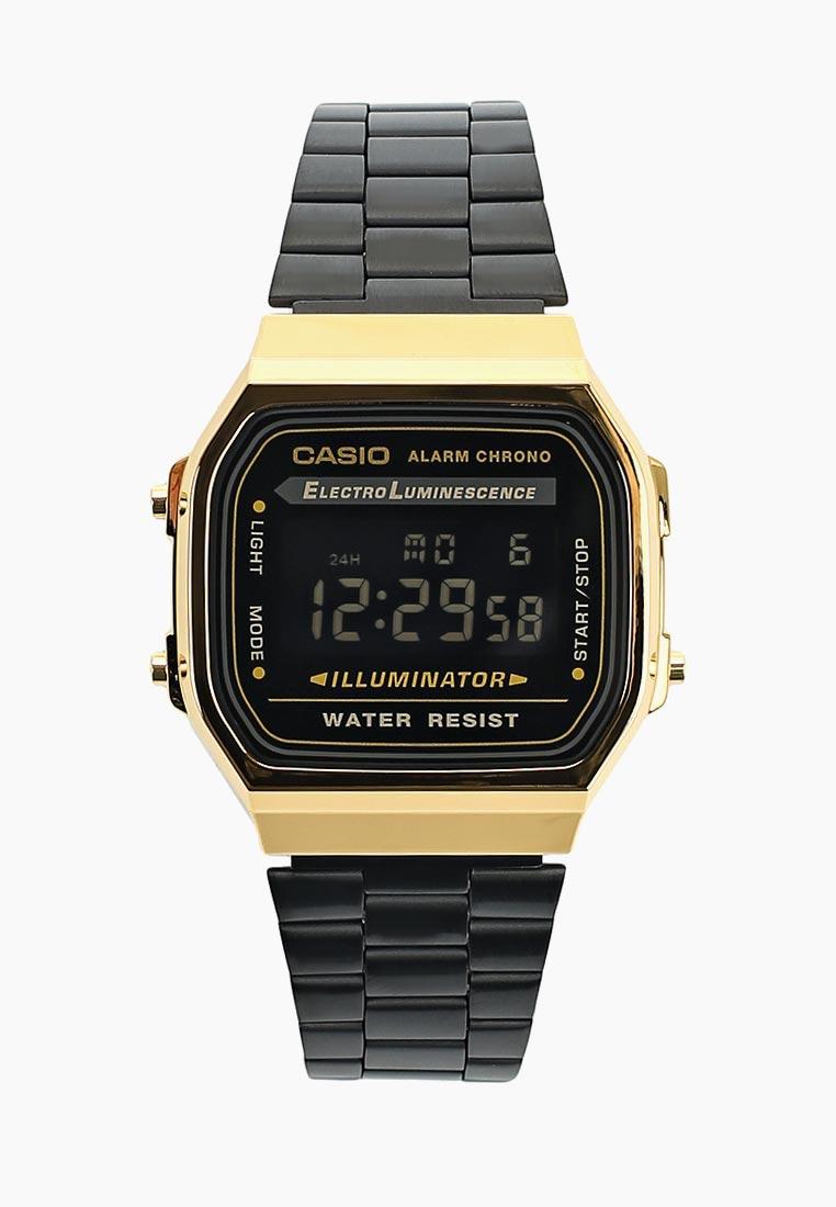 Мужские часы Casio A-168WEGB-1B: изображение 11