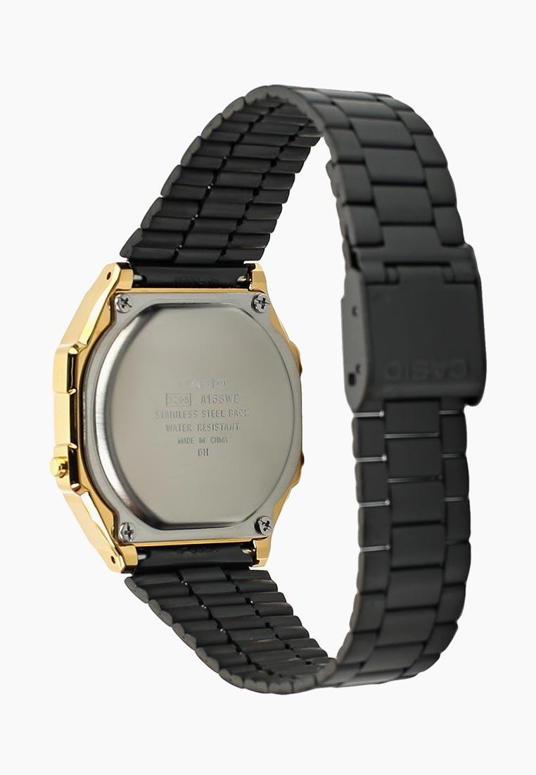 Мужские часы Casio A-168WEGB-1B: изображение 13