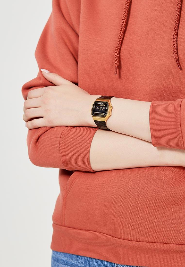 Мужские часы Casio A-168WEGB-1B: изображение 17
