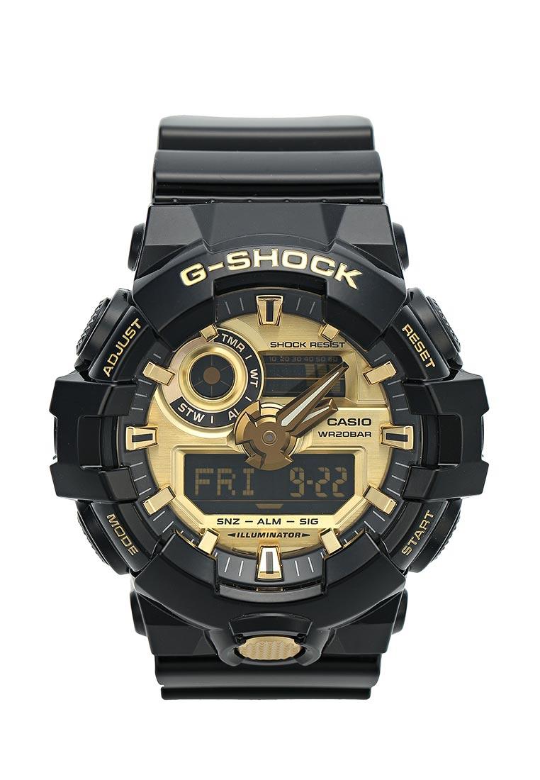 Часы Casio GA-710GB-1A