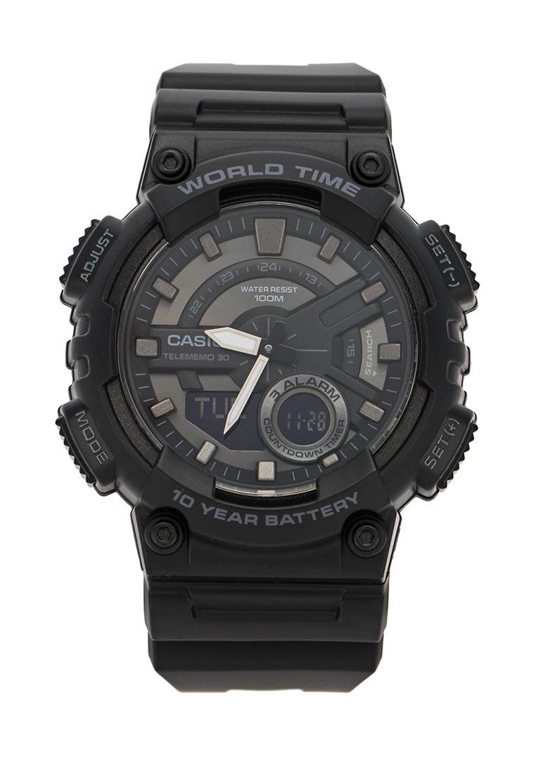 Мужские часы Casio AEQ-110W-1B