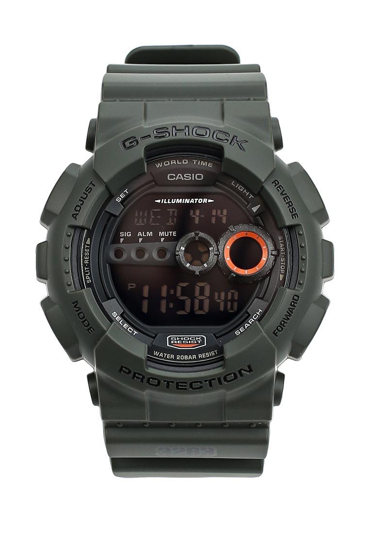 Мужские часы Casio GD-100MS-3E