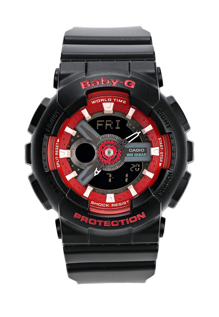 Часы Casio BA-110SN-1A