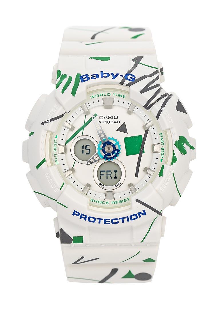 Часы Casio BA-120SC-7A