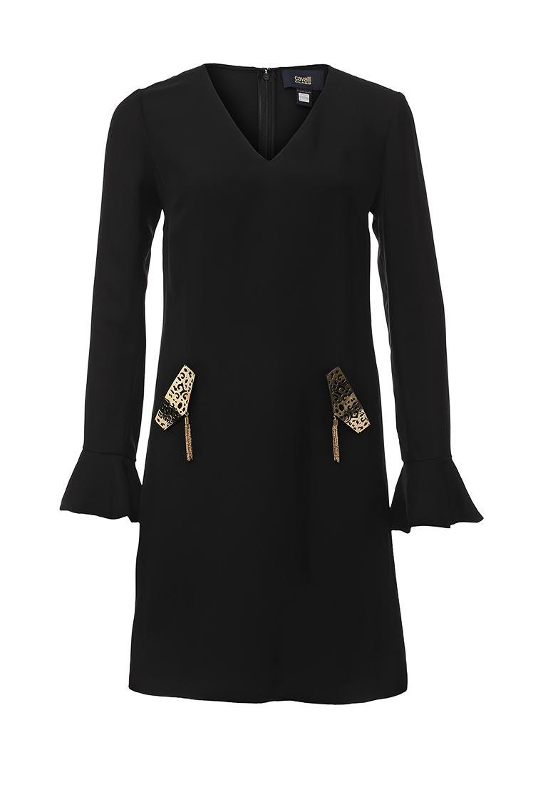 Повседневное платье Cavalli Class D2INB466