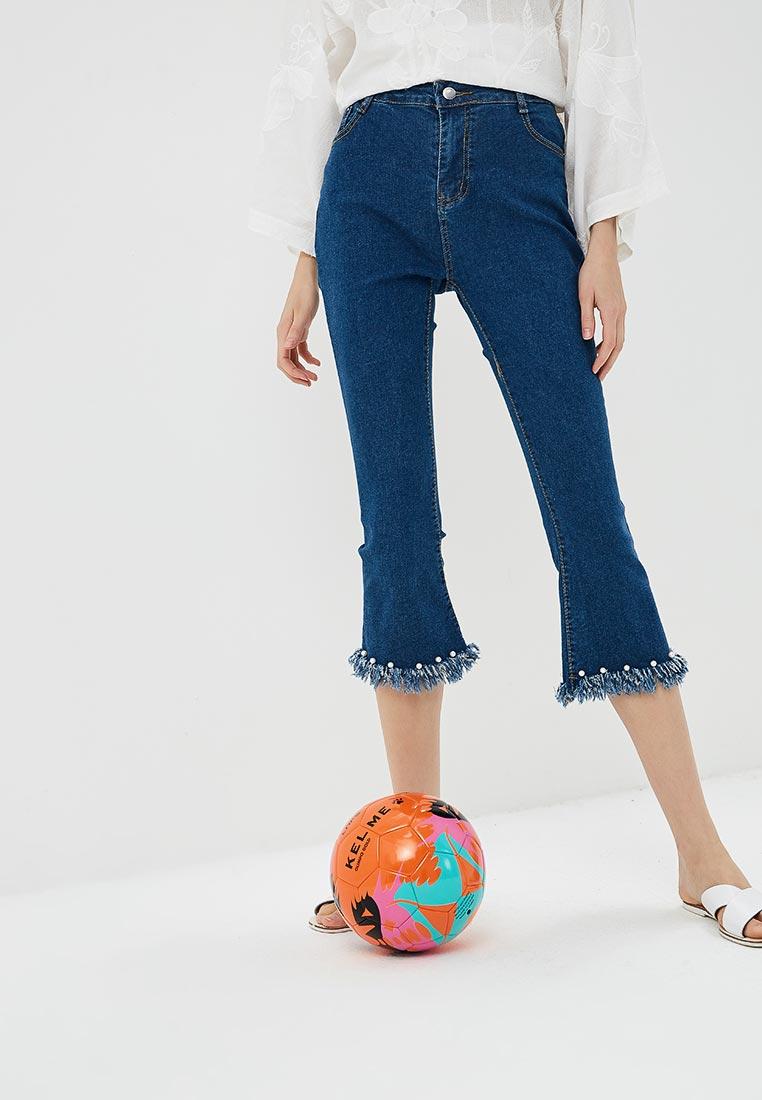 Широкие и расклешенные джинсы Care of You F52189