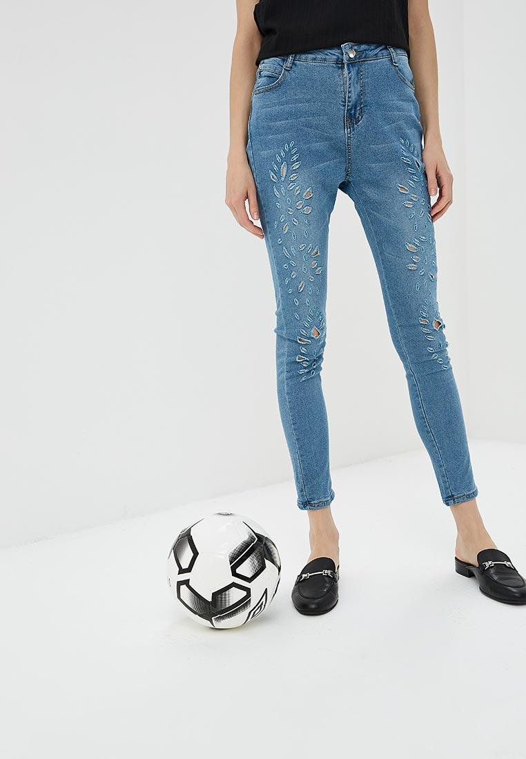 Зауженные джинсы Care of You F52190