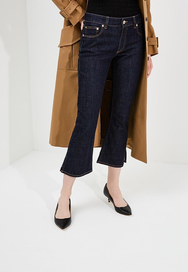 Широкие и расклешенные джинсы Carven 2611P7215