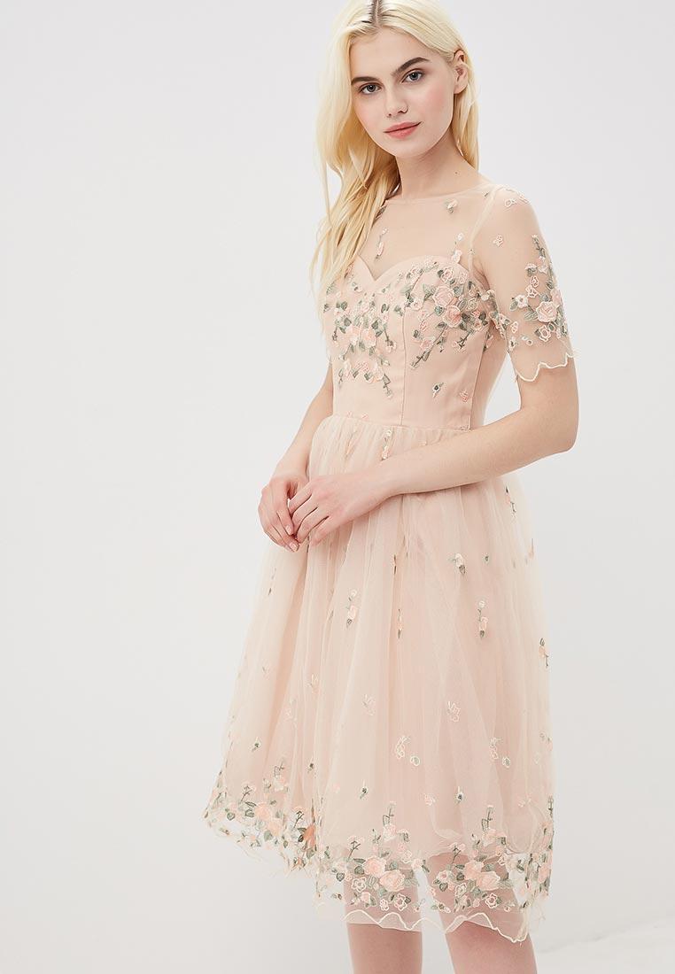 Вечернее / коктейльное платье Chi Chi London 43132PE