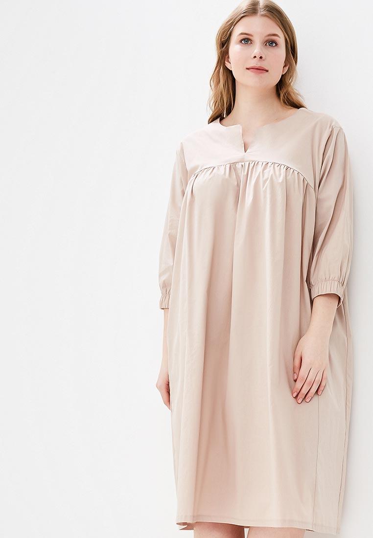 Платье-миди Chic de Femme CHSS18D0003
