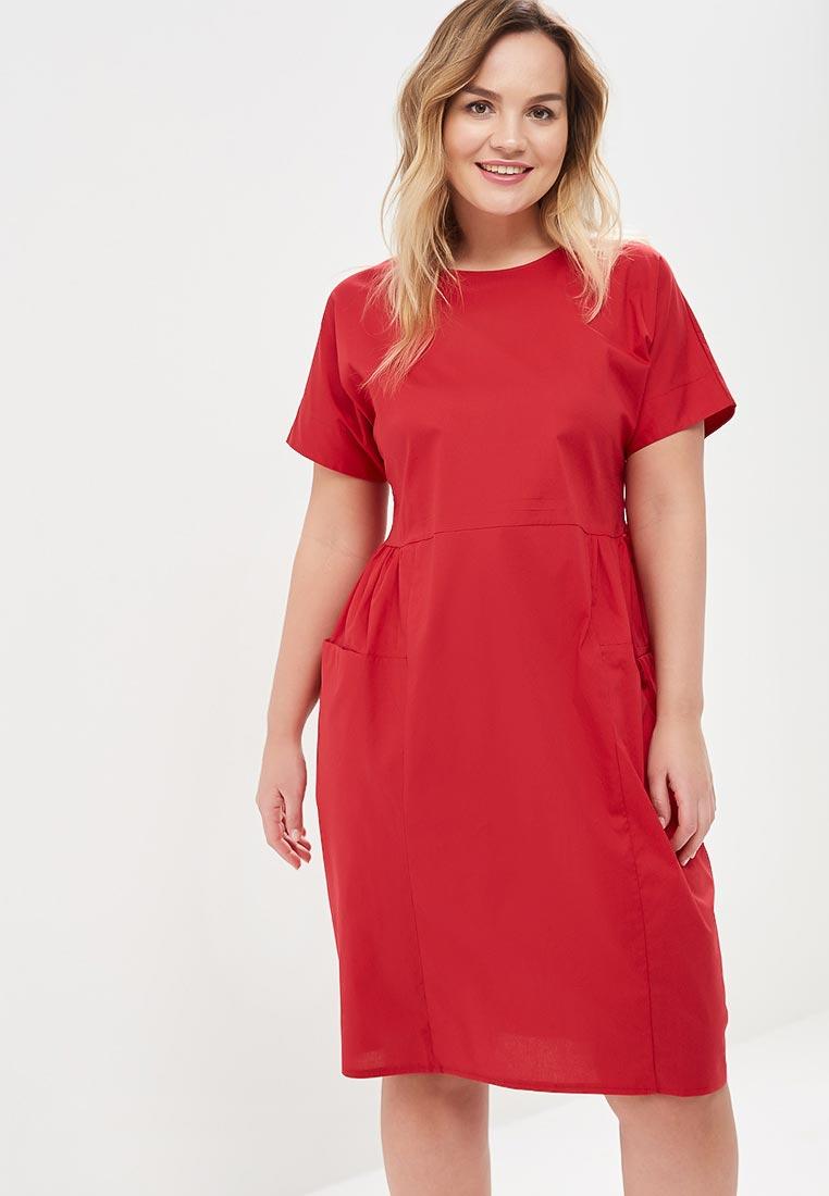 Платье-миди Chic de Femme CHSS18D0004