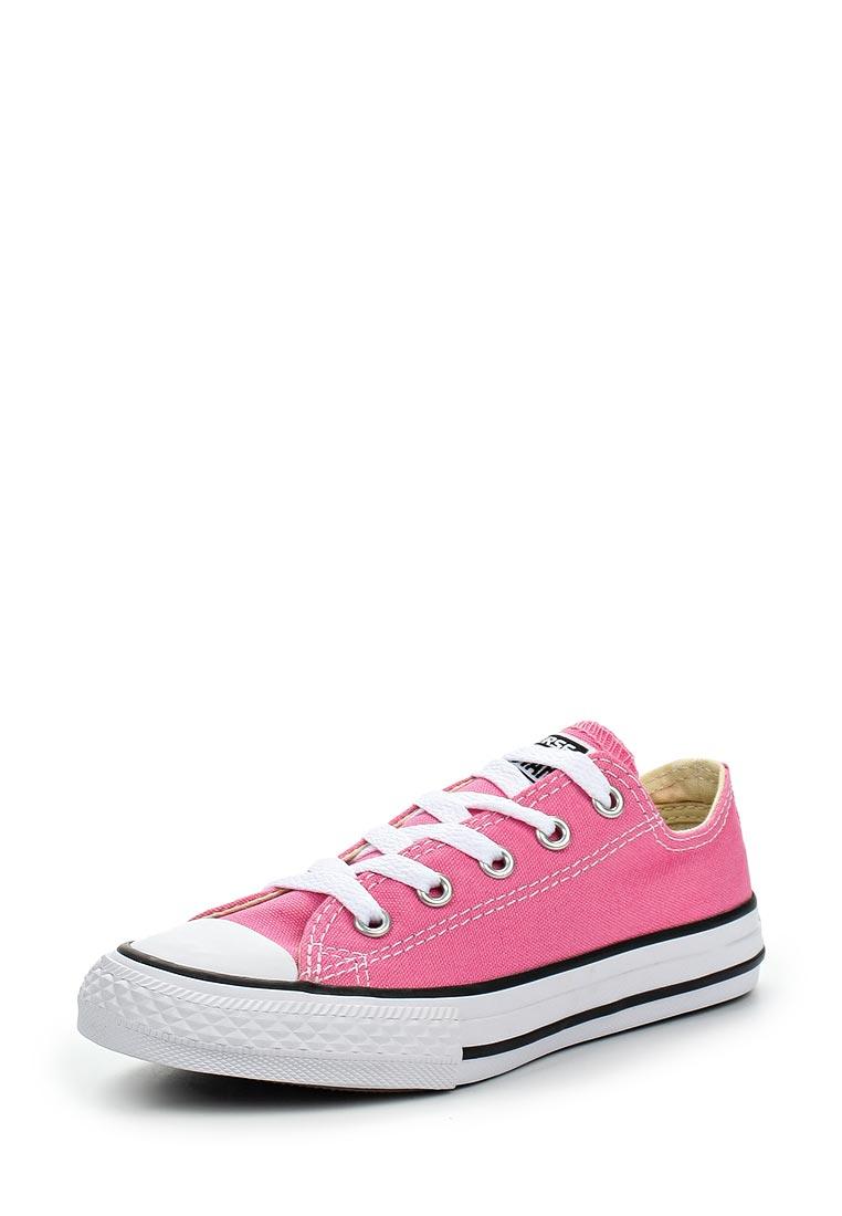 Кеды для девочек Converse (Конверс) 3J238