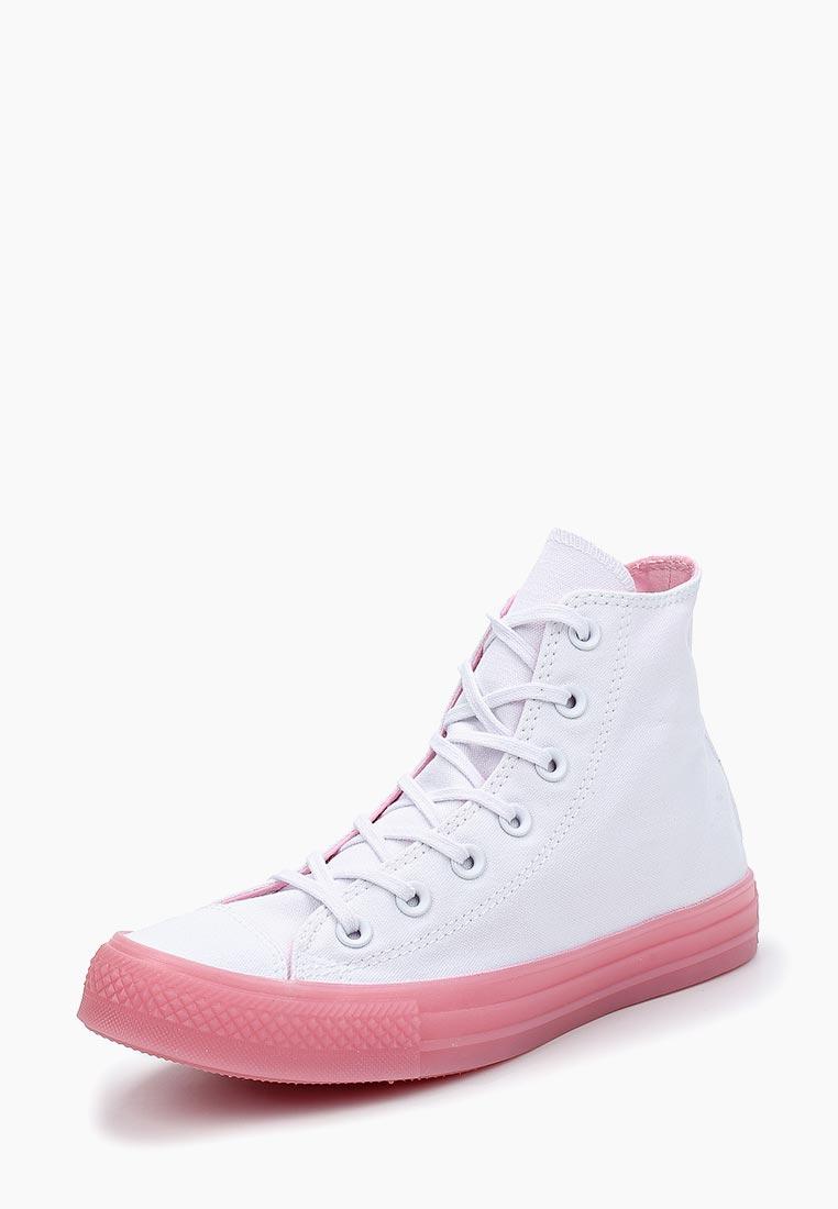 Женские кеды Converse (Конверс) 560645