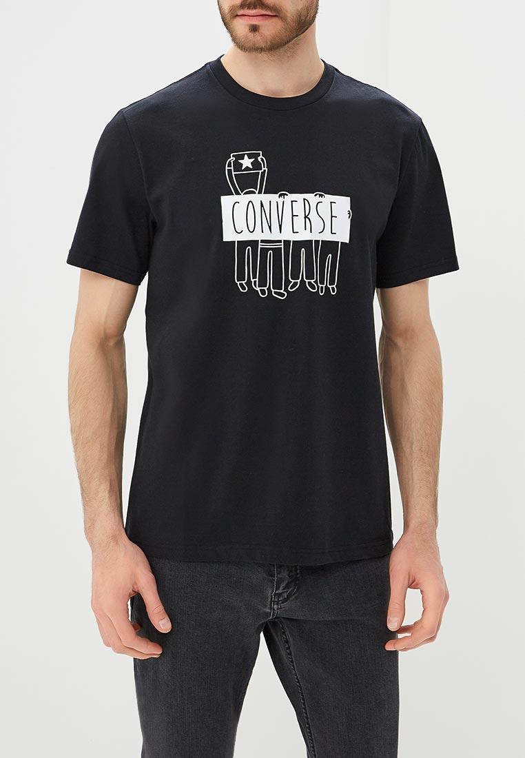 Футболка с коротким рукавом Converse (Конверс) 10006887001