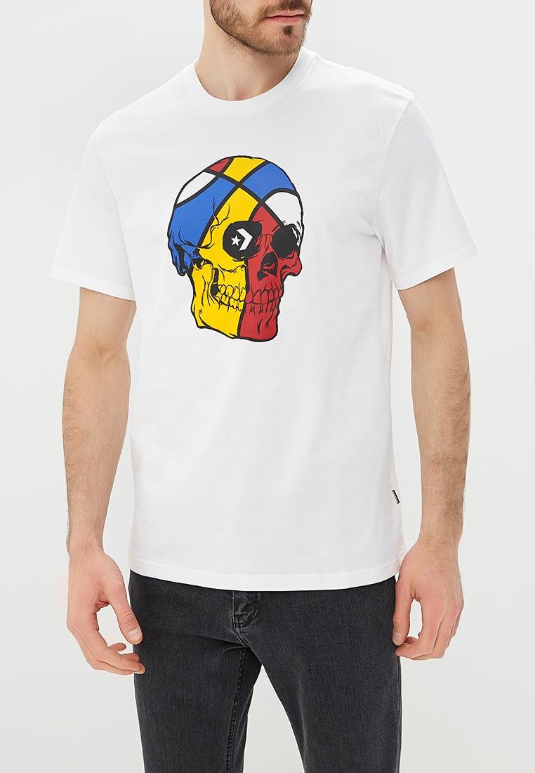 Футболка с коротким рукавом Converse (Конверс) 10006888102